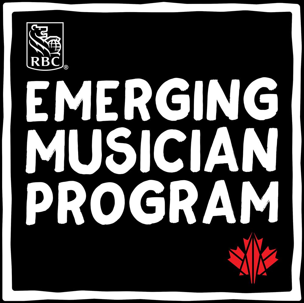 Emerging Musician Program logo